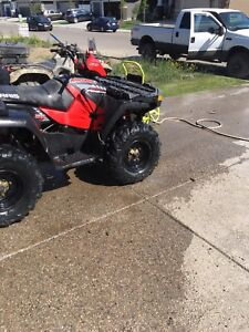 Polaris sportsman 700 twin EFI