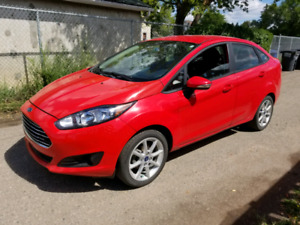 2015 Ford Fiesta - low mileage