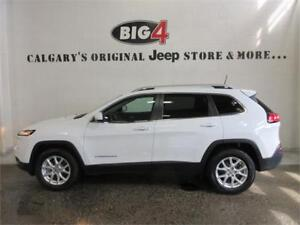 2016 Jeep Cherokee North, V6, remote start, power tailgate