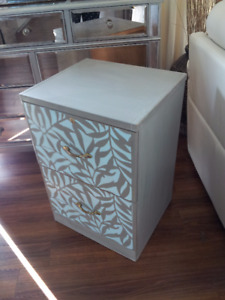 Pretty Shabby Chic File Cabinet