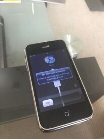 Iphone 3 - Unlocked!