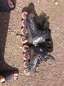Mission roller blades