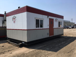 2016 12' x 24' Skid Mounted Office