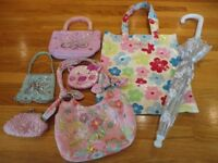 Girls Accessories Set