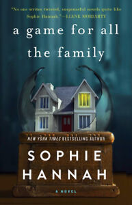 Sophie Hannah - A Game For All The Family