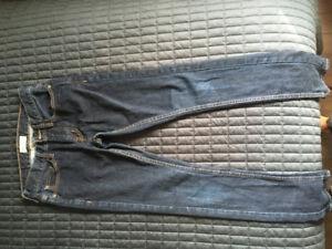 Bootlegger Skinny Jeans size 28