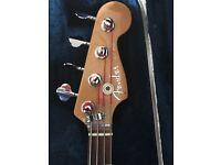 Fender American Deluxe Jazz Bass (98'-99')