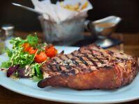 Food loving Chef de Partie required for busy Steakhouse restaurant in Twickenham