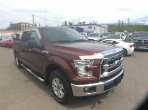2015 Ford F-150 XLT / ECO BOOST / 4X4 / LOW KMS