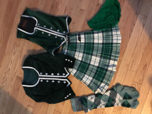 Full Highland Outfit