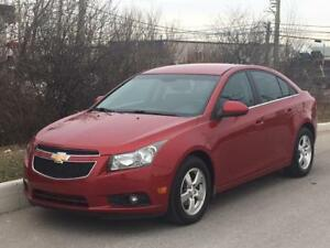 2011 Chevrolet Cruze LT Turbo **FINANCING AVAILABLE**