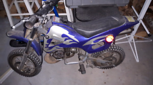 Pocket Bike for sale for parts