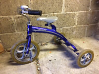 Lil' Giant retro kids' tricycle