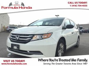 2014 Honda Odyssey LX   ACCIDENT FREE!   MINT CONDITION