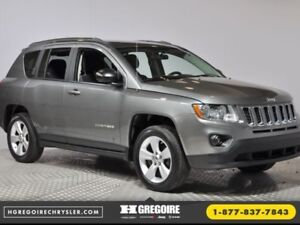2012 Jeep Compass Sport CRUISE AC SIEGES CHAUFFANT