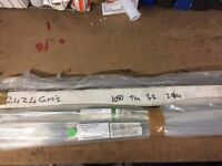 various Tig Welding rods (see description for sizes)