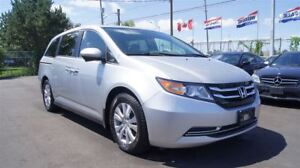 2014 Honda Odyssey EX w/ RES, 8 Passenger, rear/side view camera