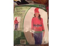 Dwarf costume - 6-8 years