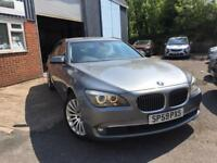 2009 BMW 7 Series 3.0 730d SE 4dr