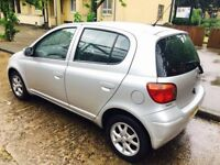 2005 TOYOTA YARIS 1.3 AUTOMATIC GENUINE 45K MILEAGE