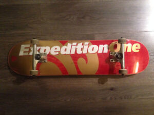 Expedition Skateboard Complete
