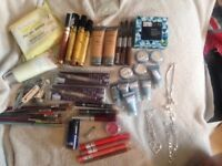45 items of make up