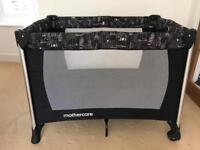 Mothercare travel cot - very good condition