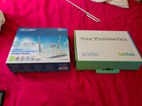 Talk Talk Youview box