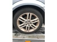 VAUXHALL VECTRA SRI ALLOYS FULL SET X4