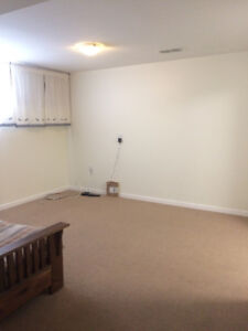 basement suite on east hill
