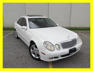 2006 MERCEDES BENZ E350 *LEATHER,SUNROOF,LOW KMS!!!*