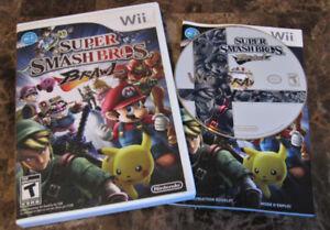 Super Smash Bros for Nintendo Wii, complete