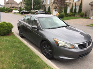 2008 Honda Accord Berline Automatic AC