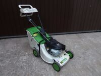 "Etesia PHTS 18"" Self Propelled Lawnmower with Honda 5.5HP Petrol Engine"