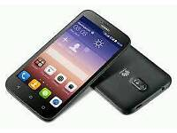 Huawei Y3 Brand new with warranty and accessories unlocked!