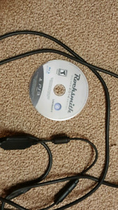 RockSmith 2014 with cable