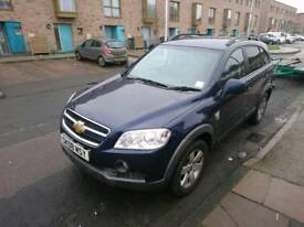 Chevrolet Captiva 2008 2.0 D 7seats