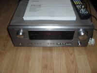 Denon AVR-2106 7.1 Channel Receiver (Home Cinema Amp)