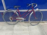Mercier road city ladies bike bicycle