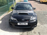 Subaru WRX 2.5 2011MY STI Type UK