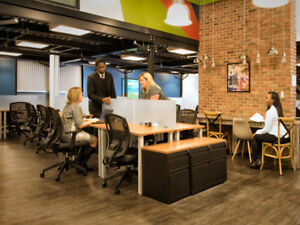 Your new Office Without the Cost! -  Industrial Modern Space Kitchener / Waterloo Kitchener Area image 8