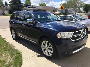 2013 Dodge Durango AWD in excellent condition