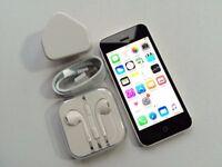 MINT APPLE IPHONE 5C 16GB/32GB - UNLOCKED + WARRANTY - WHITE/GREEN/YELLOW/PINK