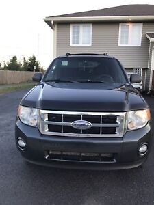 2009 Ford Escape XLT 4WD with Remote Start