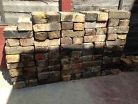 London stock bricks. 97 full, 52 part. reclaimed Victorian Edwardian.