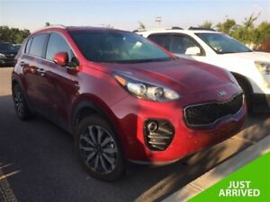 2017 Kia Sportage EX**2017!  Fully Loaded!**