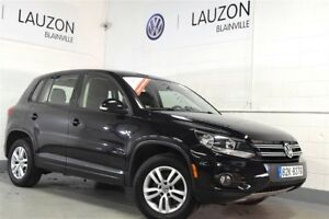 2013 Volkswagen Tiguan Trendline  4 motion
