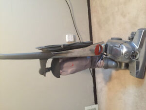 Upright Kirby Sentra and carpet cleaning system
