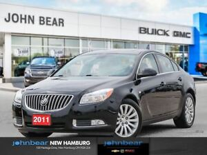 2011 Buick Regal CXL - LOADED, ONE OWNER