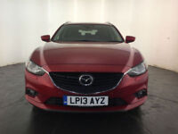 2013 MAZDA 6 SPORT NAV DIESEL ESTATE 1 OWNER FINANCE PX WELCOME